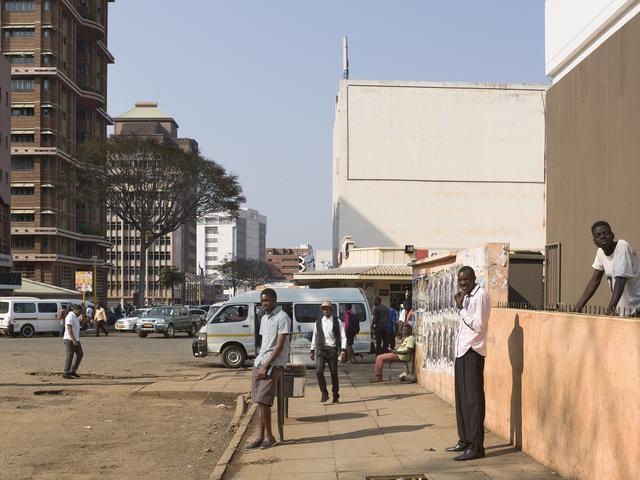 , 'Leopold Takawira Street, Harare,' 2016, Stevenson