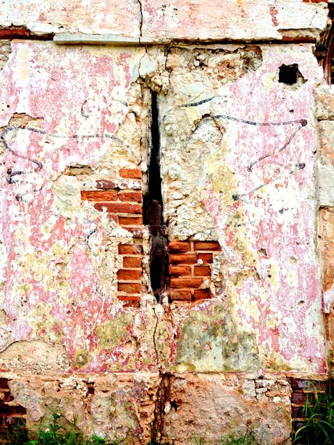 , 'AbstractCuba Series 'walls',' 2015, Piramid Sanat