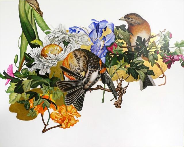 , 'Mandala Practice,' 2013, Tina Keng Gallery