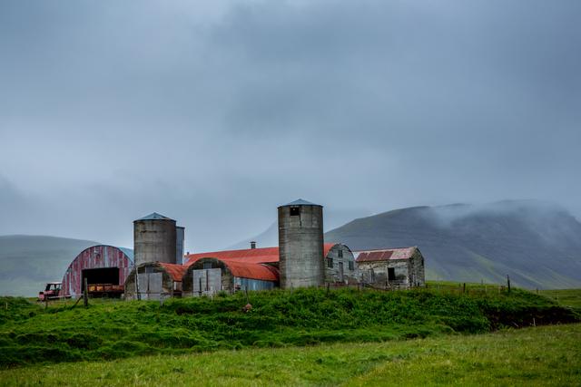 , 'Organic Dream Farm, Iceland,' 2013, Chainlink Gallery