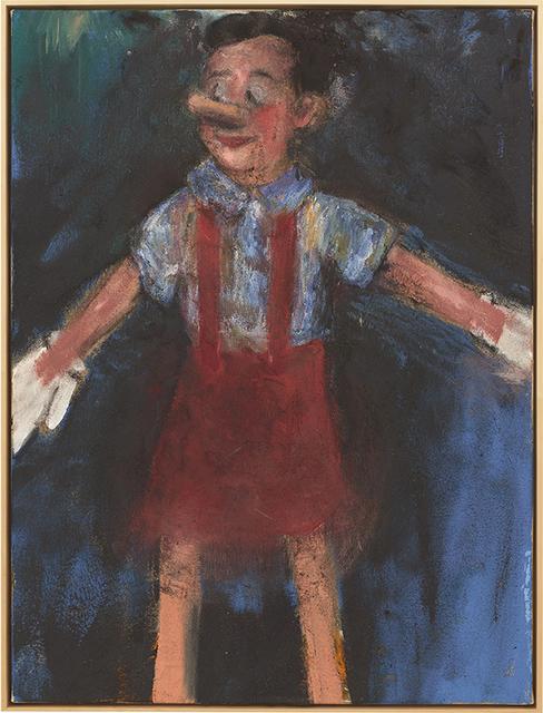 , 'Mr. Wingate, I presume,' 2013, Wetterling Gallery