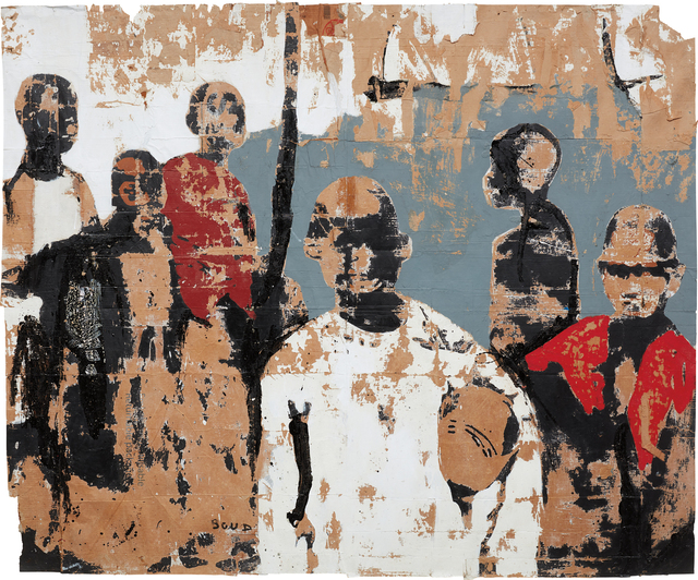 Armand Boua, 'Le Mendiant', 2014, Phillips