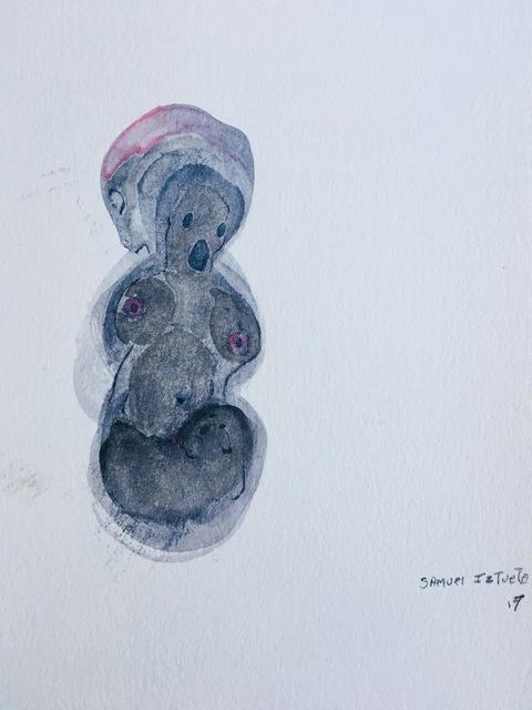 Samuel Iztueta, 'Woman III', Imlay Gallery