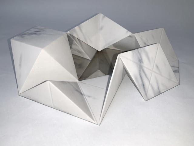 , 'CUBO DI GABO – M³.3D,' 2018, Molin Corvo Gallery