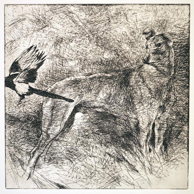 , 'Goyas hage (Goya`s Garden),' 2017, Kunstverket Galleri