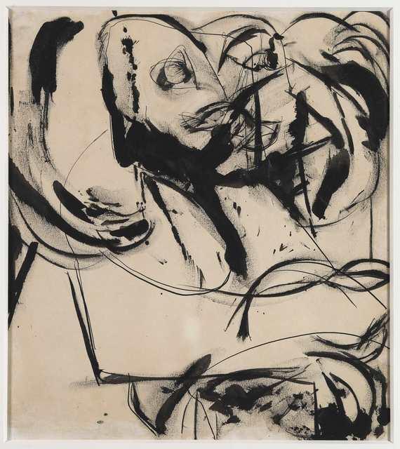 , 'Feline Image,' ca. 1952, ACA Galleries