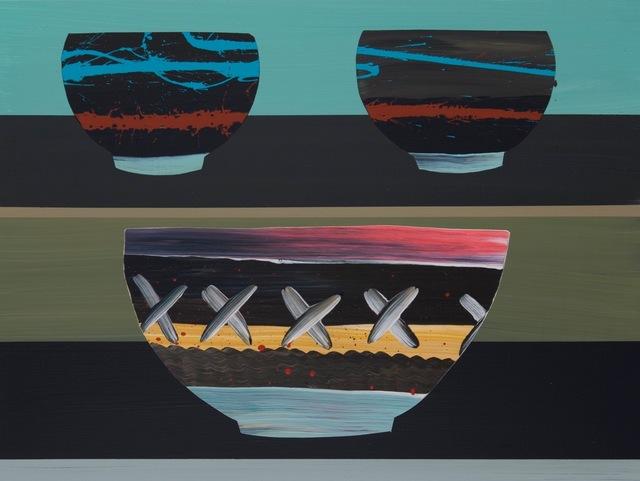 , 'Okay, Okay I See It,' 2014, Eleanor Harwood Gallery