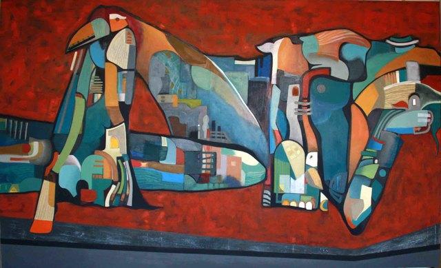 , 'Homeless,' , Art Acacia