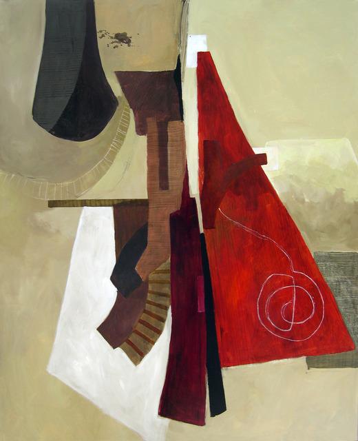 """Tony Bass, '""""Docking Shapes""""', 2010, Southwest Gallery"""
