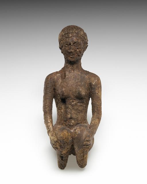 'Statuette of a Girl', ca. 300 BCE, J. Paul Getty Museum