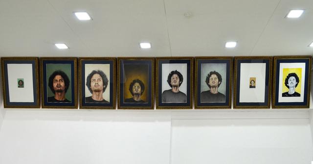 , 'Untitled,' 2012-2018, Sanat Initiative