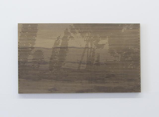 , 'Vent Moderne nº 2,' 2015, Galeria Nara Roesler