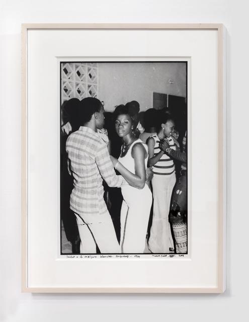, 'Soirée à la maison blanche. Bagadadji,' 1964, Jack Shainman Gallery