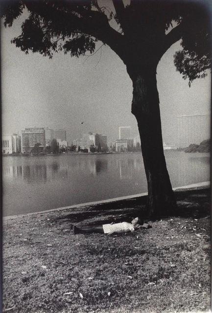 , 'Lake Merritt,' ca. 1970, SHOH Gallery