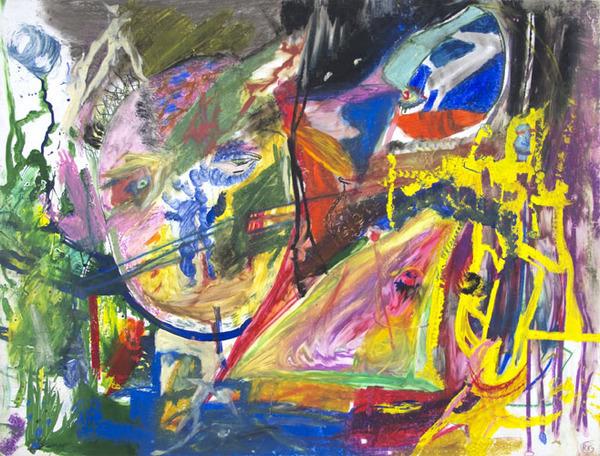 Reginald K Gee, 'Mouse Trap in Lions Den', 1999, David Barnett Gallery