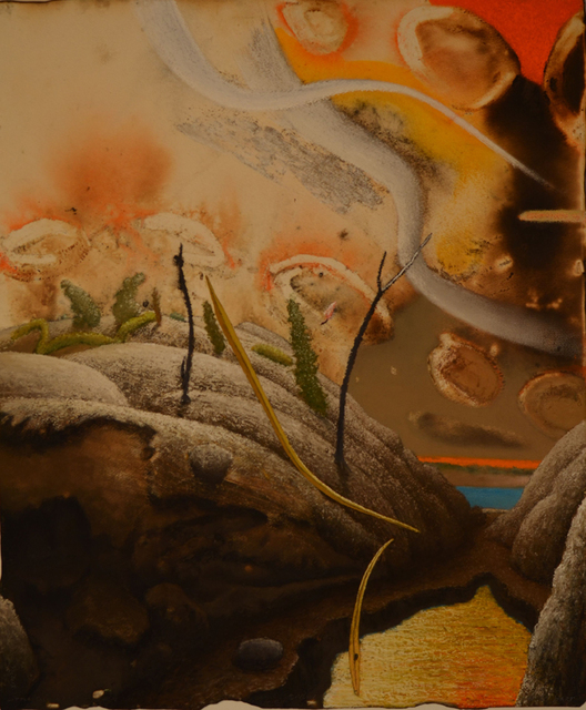 , 'Little Cool on the Warmer Side,' 2014, Zenith Gallery