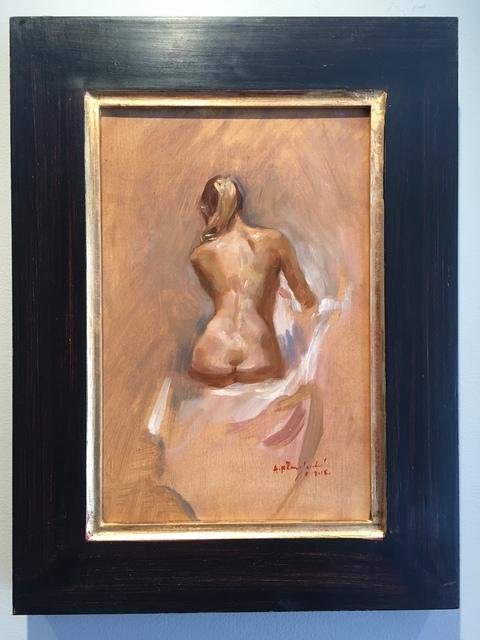 , 'White,' 2018, Grenning Gallery
