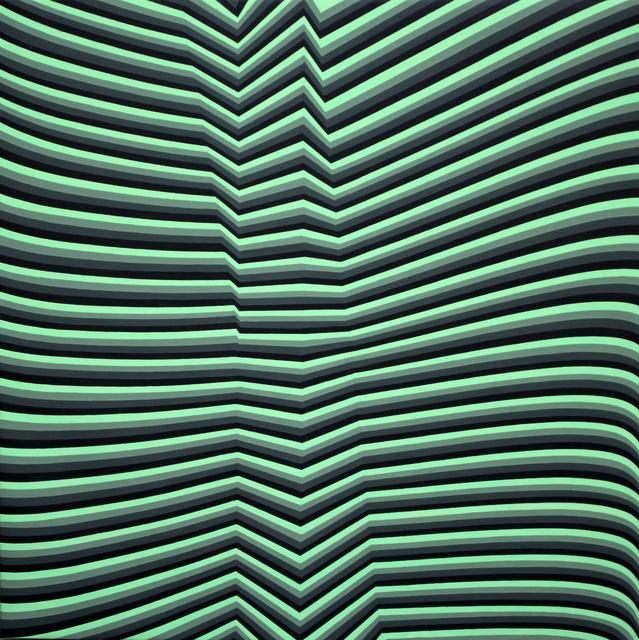 Cristina Ghetti, 'Folding U2R', 2018, Ai Bo Gallery
