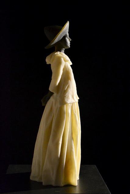 , 'Garbo Figure (hands behind back),' 2018, Weinstein Hammons Gallery
