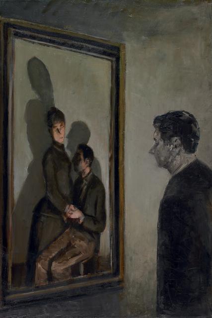 , 'Mirror,' 2010, Slete Gallery