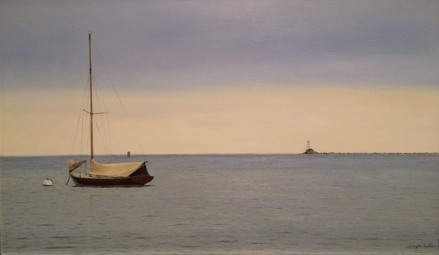 Sergio Roffo, 'Morning Glow in the Channel', 2014, Quidley & Company
