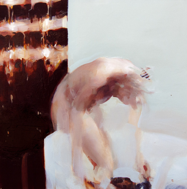 , 'T.S. in Her Bath,' 2002, J. Cacciola Gallery