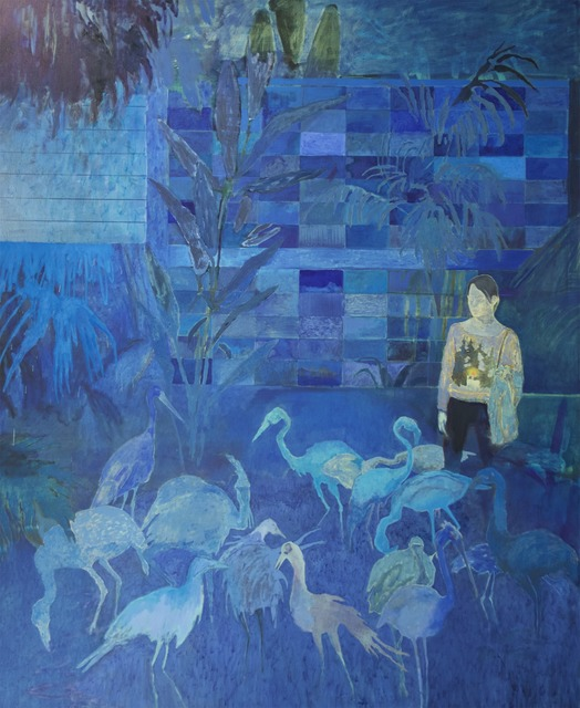, 'Nuevas especies,' 2014, Instituto de Visión