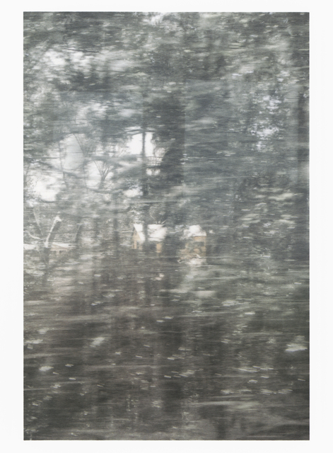 , 'Untitled (glass, forest, house),' 2019, ARC ONE Gallery