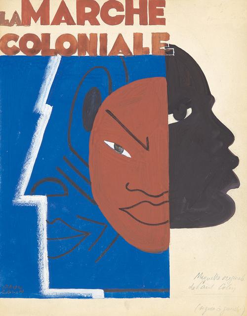 Paul Colin, 'La Marche Coloniale : Maquette.', ca. 1931, Rennert's Gallery