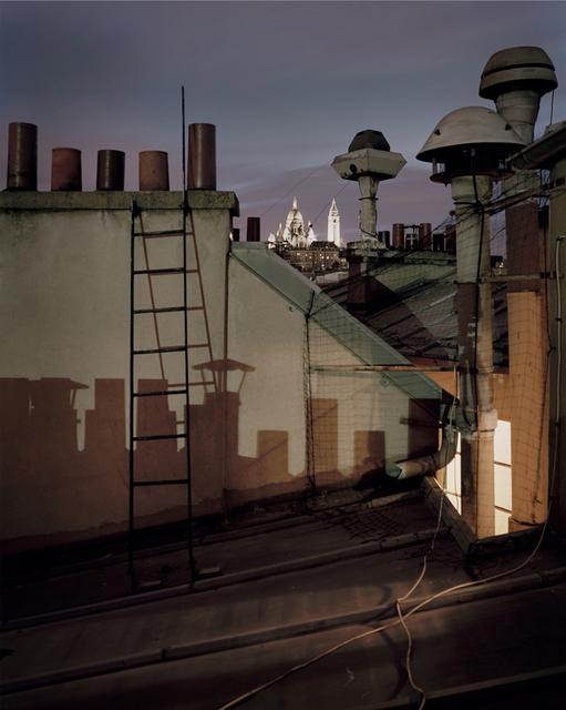 """, '""""Sur Paris"""" #94,' 2012, Galerie Thierry Bigaignon"""