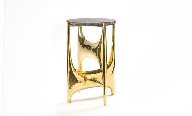 , 'Marie-Laure de Noailles Pedestal Table,' , Galerie Yves Gastou