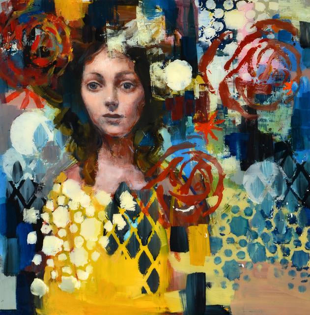 , 'Enchanted Face,' 2018, Blue Rain Gallery