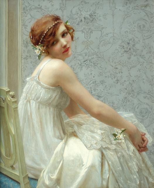 , 'Virginité,' ca. 1910, MacConnal-Mason Gallery