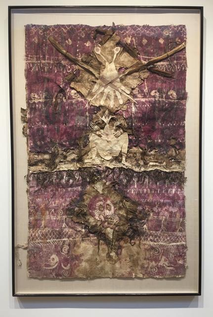 Alejandro Santiago, 'Untitled', 1991, Maximilian Contemporary
