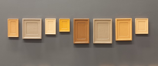 , 'Collection of Eight Plaster Surrogates,' 1982/1983/2013, Luciana Brito Galeria