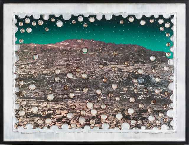 , 'Graffiti Mountain No.5,' 2006, STPI