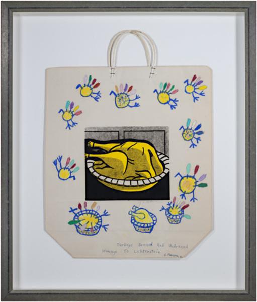 , 'Turkey Pie - Roy Lichtenstein Homage,' 1964, David Barnett Gallery