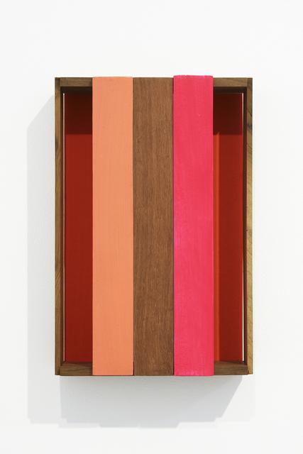 , 'Caixa 282,' 2015, Lange + Pult