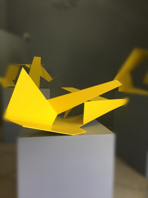 , 'X,' 2017, Nuun Espacio de Arte