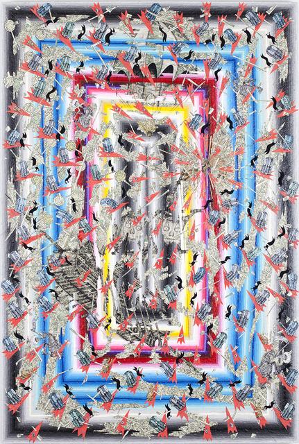 , 'Broken Tapestry,' 2016, Joshua Liner Gallery
