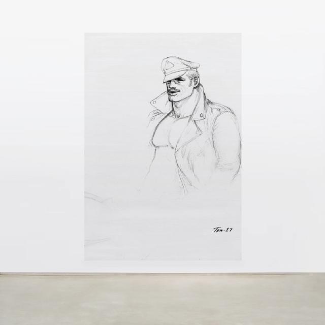 , 'Untitled,' 1987, FROZEN PALMS GALLERY