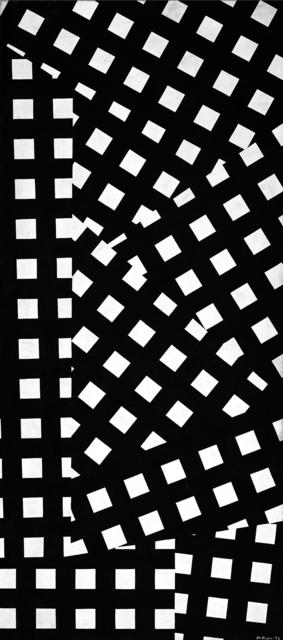 , ' Ritmi contrastanti,' 1952, A arte Invernizzi