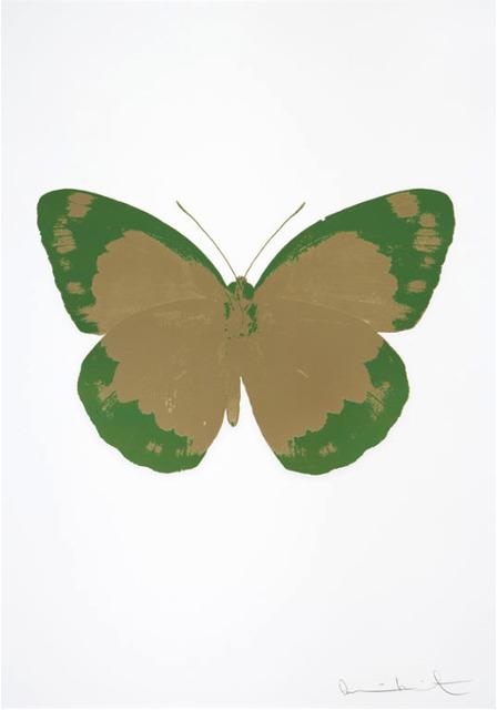 , 'The Souls II - Cool Gold - Leaf Green - Bind Impression,' , Other Criteria
