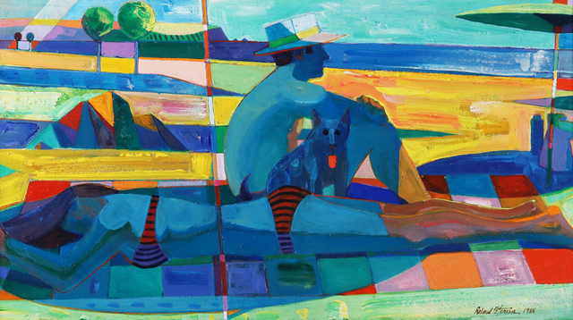 , 'On the Beach ,' , Studio Shop Gallery