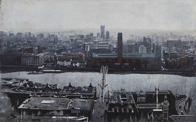 , 'London,' 2013, Albemarle Gallery | Pontone Gallery