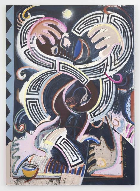 Jesse Willenbring, 'Jugglers', 2018, JD Malat Gallery
