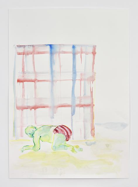 , 'C'est pas grave #2,' 2018, Galerie Thomas Bernard