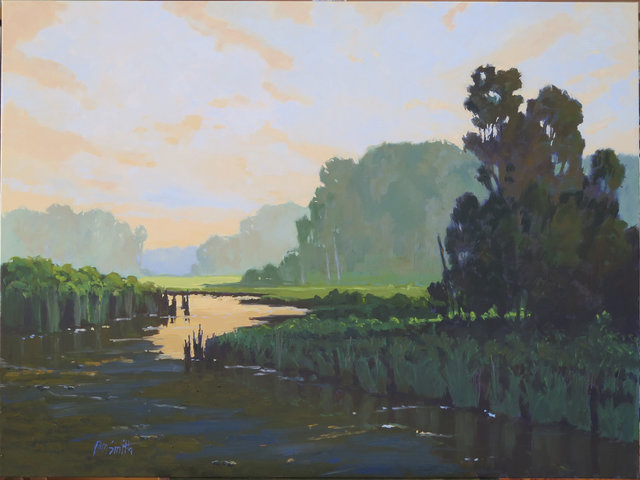 , 'Summer Repose,' , Water Street Gallery