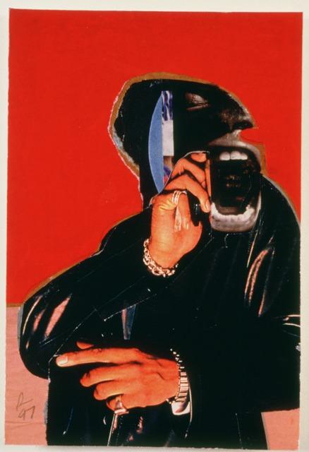 , 'Silent Scream,' 1997, El Museo del Barrio