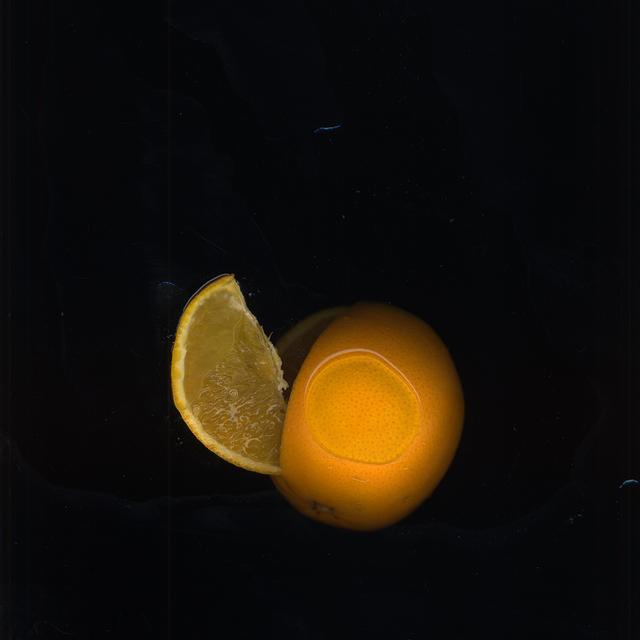 , 'Orange 1,' 2016, Luisa Catucci Gallery